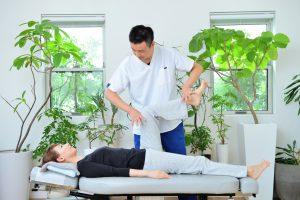 下肢筋力検査